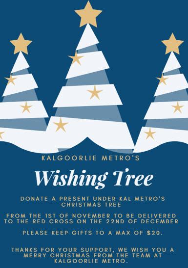 Christmas Wishing Tree 2017